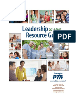2016-2017 Leadership Resource Guide