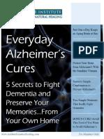 Everyday Alzheimers