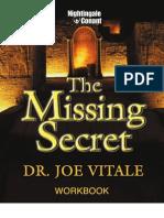 Missing Secret Workbook
