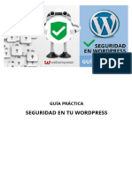 eBook Tutorial Seguridad Wordpress