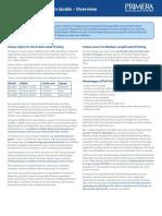 Primera Label Cost Comparison Sheet