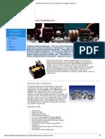 Instrument Transformer _ Current Transformer _ Potential Transformer