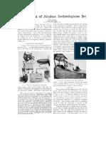 Development of Airplane Radiotelephone Set