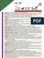 HTML + CSS Blogger 911