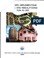 PD 957 REGULATING THE SALE OF SUBDIVISION LOTS AND CONDOMINIUMS with IRR PD 957.pdf