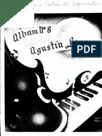 Agustin Lara - Album No 8