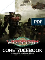 Warpath - 2nd Edition Rules