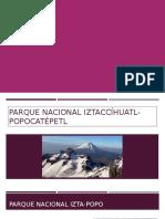 Parque Nacional Iztlaccihuatl-popocatepetl