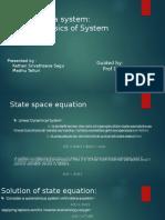 Presentation on System Dynamics