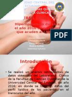 perfil lipidico presentacion