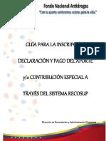 Guia Paso Recosup 2016 FONA