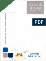 Manual Procesos Ueas Administrativa