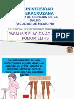 Presentación Poliomielitis y PFA