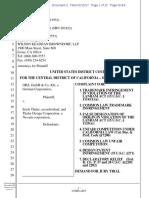 ORZ v. Thaler - Complaint