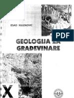 GEOLOGIJA ZA GRAĐEVINARE XX
