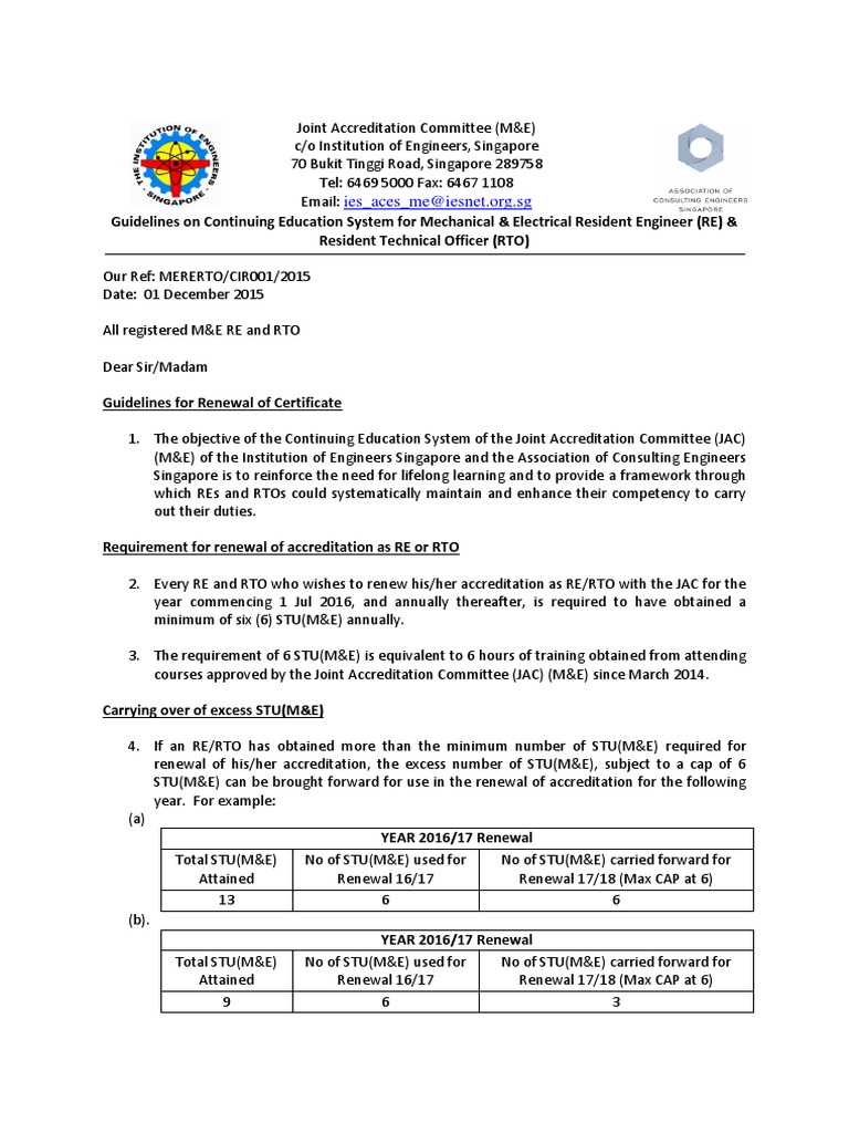 782b3e456e2 Cap Continuing Education Requirements