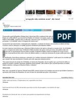 _As 10 Medidas Contra a Corrupção Não Existem Mais_, Diz Janot