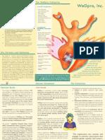 WeDpro Factsheet