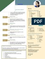jeelshah resume