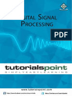 Digital Signal Processing Tutorial