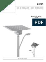 EG145 Solar Lighitng 65 Mobile