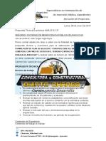 Formato Beneficencia, Logo QUINTO CHANCO