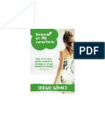 Gomez Sergio - Viviendo en 140 Caracteres