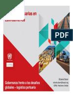 Politicas Portuarias Desafios Doerr CEPAL 24Nov2014