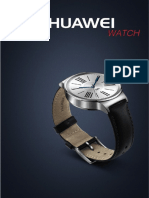 Huawei Watch Catalogue