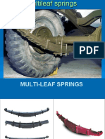 Leaf Springs Ppt