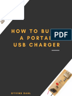 How to Build a Portable USB Charger