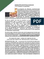 Reformas Constitucionales Puro Maquillaje (34)