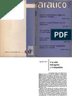 Ruy Mauro Marini - 1965 - El Eje Militar Brasil-Argentina y El Subimperialismo