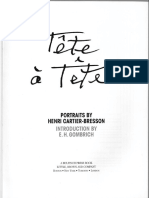Tete-a-Tete. Portraits by Henri Cartier-Bresson (Photography Art Ebook).pdf