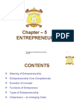 Chapter 5 _Entrepreneur
