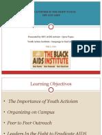 Peer to Peer Outreach & Organizing Strategies
