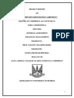 Public &Private Participation