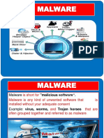 Malware Threats SO IT exam