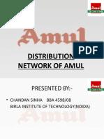 AMUL Distribution