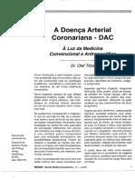 A Doença Arterial Coronariana