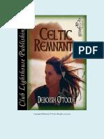 Celtic Remnants (flyer)