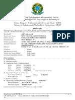 consultarSituacaoFornecedor(54)