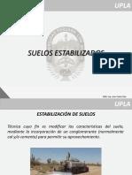 SESIÓN N°09 - SUELOS ESTABILIZADOS