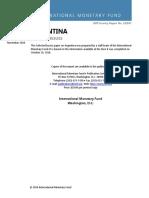 Informe revisión FMI