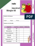 4to Grado - Bloque 3