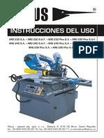 Sierra de Cinta PILOUS Semiautomatica_SAF