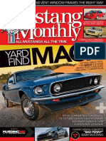 Mustang Monthly - January 2015