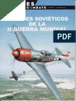Aviones en Combate - Ases y Leyendas 004 - Los Ases Sovieticos de La II Guerra