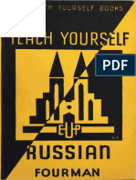 Russian, Teach Yourself (Fourman)