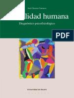 Caceres Carrasco Jose - Sexualidad Humana - Diagnostico Psicofisiologico